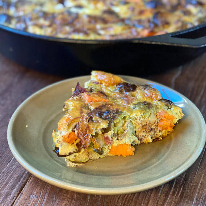 whole30 bacon breakfast casserole
